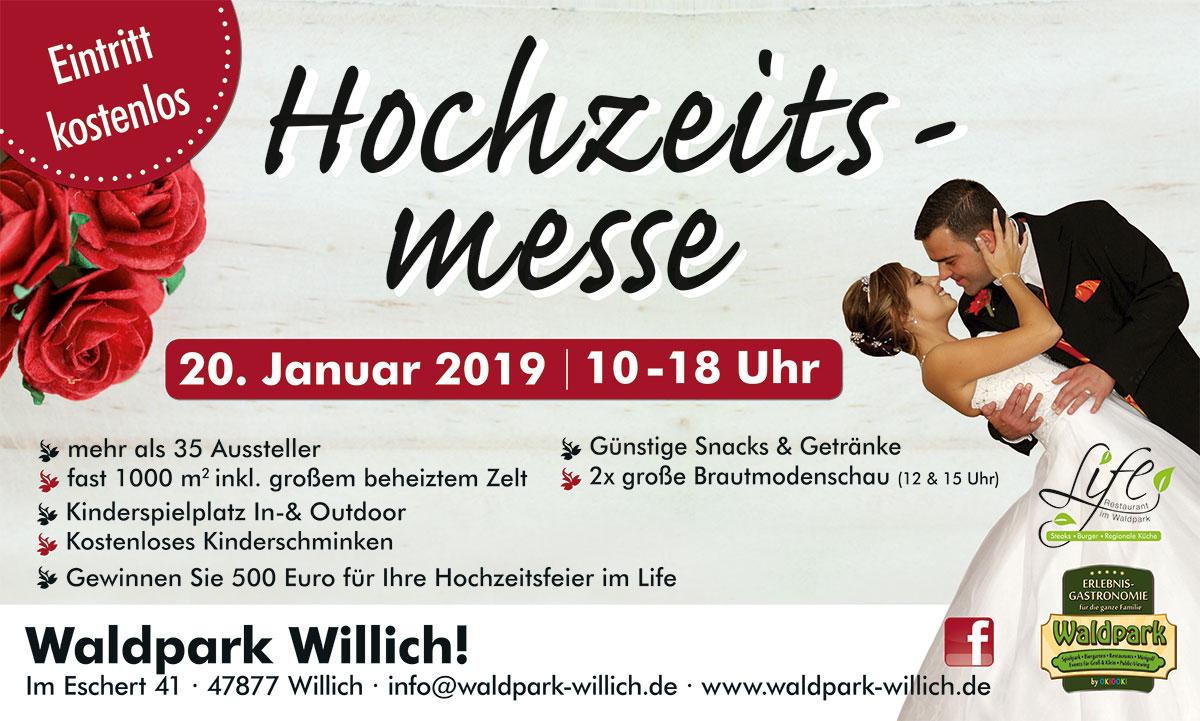 Hochzeitsmesse Waldpark Willich